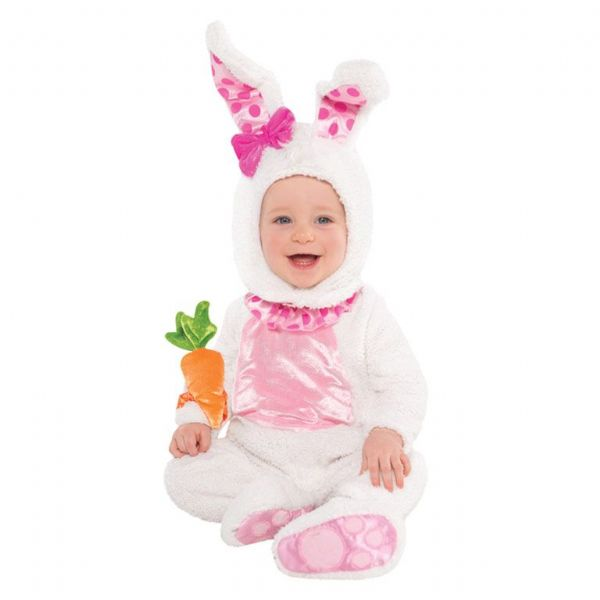 Babies Wittle Wabbit Costume Fancy Dress Outfit